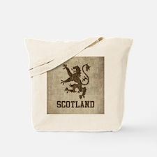 Vintage Scotland Tote Bag