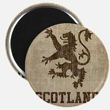 Vintage Scotland Magnet