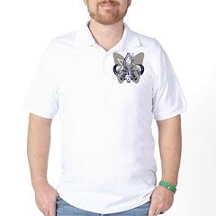 Butterfly Golf Shirt