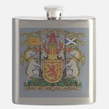 Scotland Coat Of Arms Flask