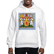 Scotland Coat Of Arms Hoodie