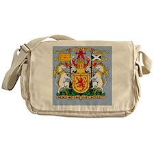 Scotland Coat Of Arms Messenger Bag