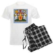 Scotland Coat Of Arms Pajamas