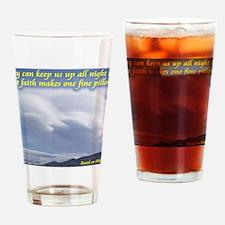 Faith Drinking Glass