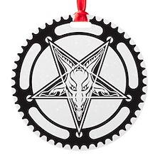 Pentagram Chainring Ornament