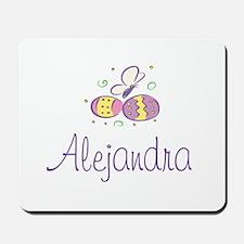 Easter Eggs - Alejandra Mousepad