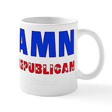Damn, Im Republican Mug