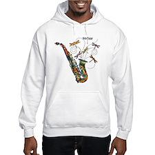 Wild Saxophone Hoodie