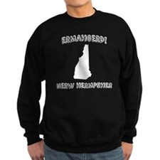 Ermahgerd! Nerw Hermpsher - (NH) Sweatshirt