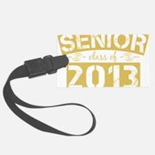 Senior Class of 2013 Luggage Tag