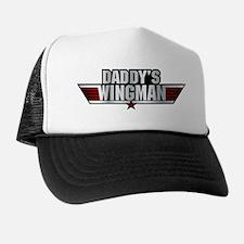 Daddy's Wingman Trucker Hat