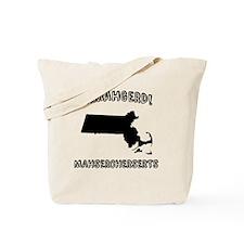 Ermahgerd! Mahsercherserts (MA) Tote Bag