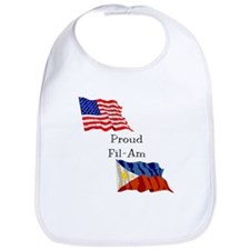 Proud Filipino #2 Gifts Bib