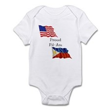 Proud Filipino #2 Gifts Infant Bodysuit