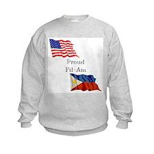 Proud Filipino #2 Gifts Sweatshirt
