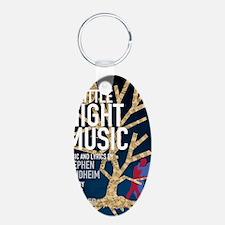 A Little Night Music Keychains