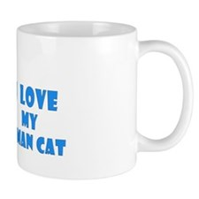 Birman Cat Car Magnet Mug