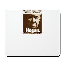 Hogan re-election poster mousepad