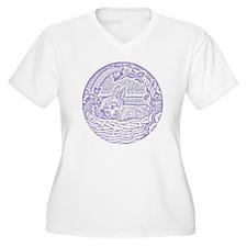 Lavender Basket B T-Shirt