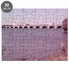 General Douglas MacArthur Bridge Puzzle