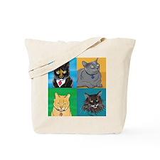 Lucky, Melvin, Orange, Sunday Tote Bag