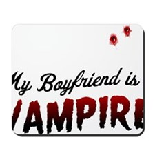My Boyfriend is a Vampire! Mousepad
