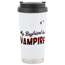 My Boyfriend is a Vampire! Travel Mug