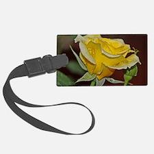 Lemonade Rose Poster: RoseProse  Luggage Tag