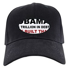 anti obama he built that Baseball Hat