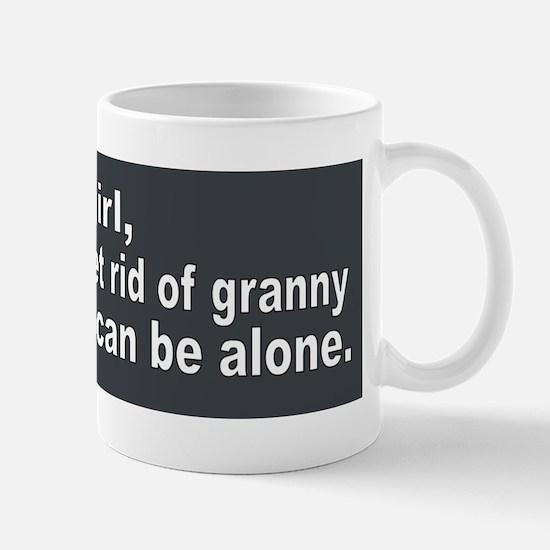 Paul Ryan: Hey girl Mug