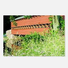 Gettysburg PA, Sachs Brid Postcards (Package of 8)