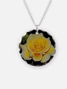 LemonCustard Rose Poster: Ro Necklace