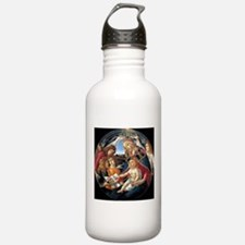 Magnifat Madonna - Botticelli Water Bottle