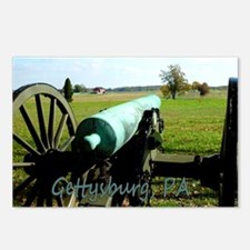 Canon on Battlefield, Get Postcards (Package of 8)