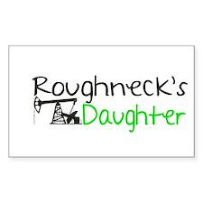 Roughnecks Daughter Decal