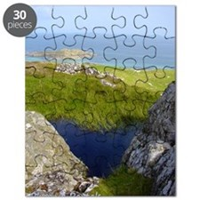 Greeting Card, Well of Eternal Youth, Iona Puzzle