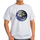 Earth from space Light T-Shirt