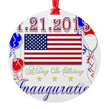 1-21-2013 Inauguration Ornament