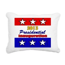 2013 Presidential Inaugu Rectangular Canvas Pillow