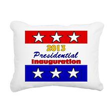 2013 Presidential Inaugu Rectangular Canvas Pillow