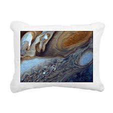JupiterStormlaptop_skin Rectangular Canvas Pillow