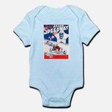 Legion Ascot Speedway 1933 Infant Bodysuit