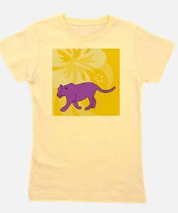 Panther Puzzle Coasters (set of 4) Girl's Tee