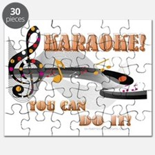 KARAOKE!  YOU CAN DO IT! Puzzle