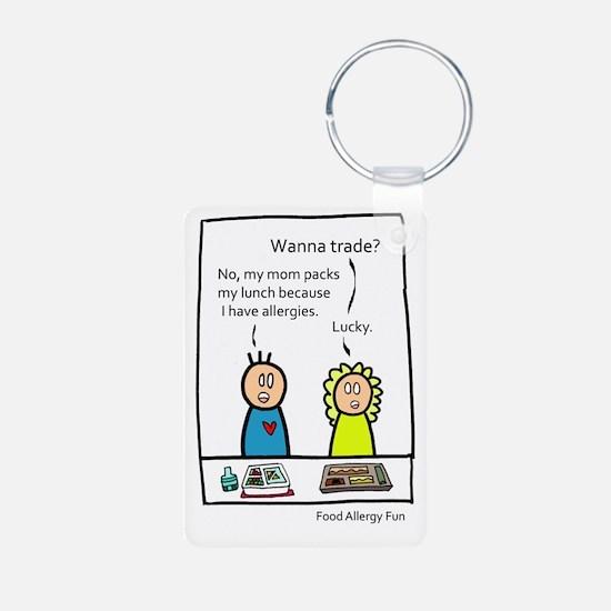 Wanna trade? Keychains