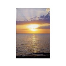 Greeting Card - Guantanamo Bay Su Rectangle Magnet