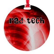 rad tech electronic skins Ornament