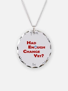 T-Shirt Election ... Necklace