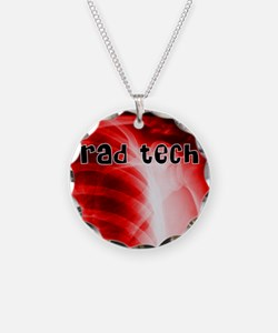 rad tech electronic skins Necklace