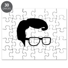 Make Passes at Boys in Glasses Puzzle